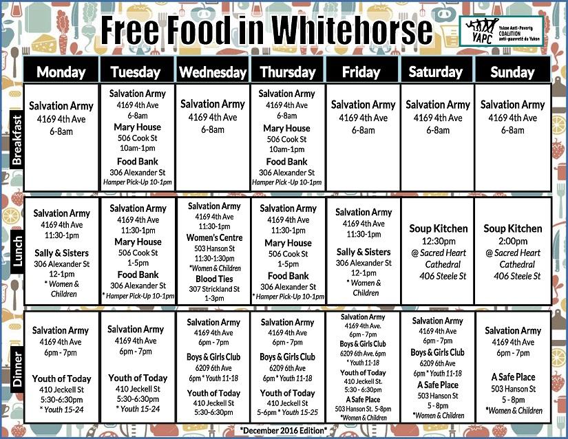 freefoodcalendar