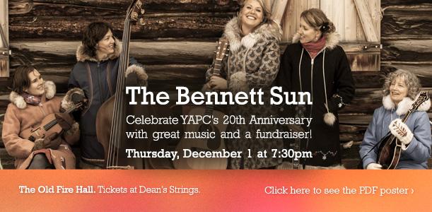 Bennett Sun Fundraiser