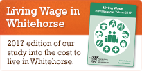 A Living Wage in Whitehorse